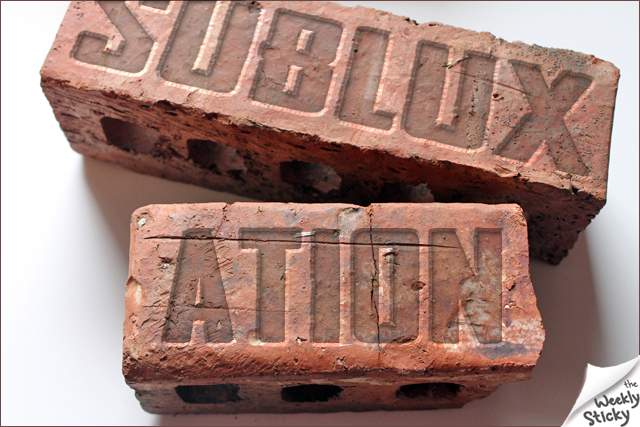 Subluxation Bricks