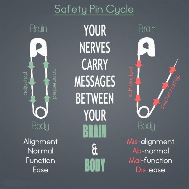 Saftey pin